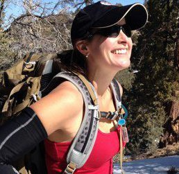 Helene Lohr is a SAR Wilderness First Responder, Ranger and Certified Nutritional Therapist
