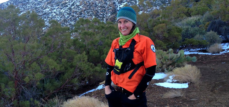 RMRU Search and Rescue, Helene Lohr